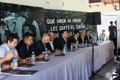Olimpia quiere un estadio para 30.000 espectadores