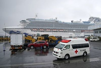 "Muere por nuevo coronavirus un tercer pasajero del crucero ""Diamond Princess"""
