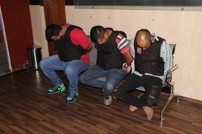 Detenidos por crimen de periodista declararon hoy en la Fiscalía