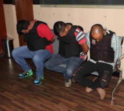 Operativo Alba: 3 de los detenidos declararon en la Fiscalía