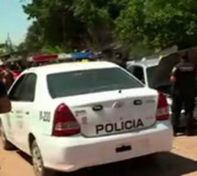Joven fallece tras balacera con la Policía Nacional