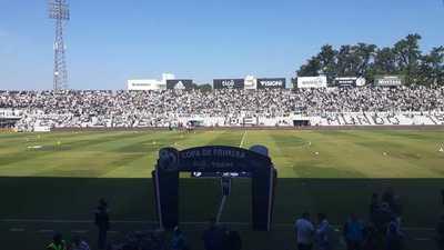 Olimpia y Cerro con equipos confirmados