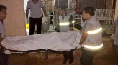 Muertos en San Pedro no fueron reclamados por familiares, permanecerán en morgue de Asunción