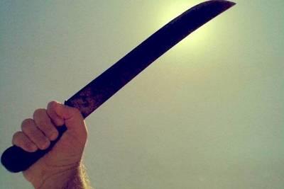 Fiesta de 15 años termina con un hombre con un brazo amputado a machetazos
