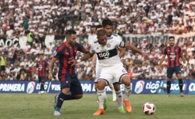 HOY / Clásico acaba con empate y Libertad quita amplia distancia en la cima del campeonato