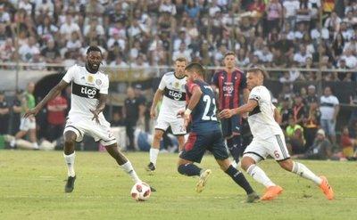Olimpia y Cerro Porteño se quedaron con las ganas de festejar