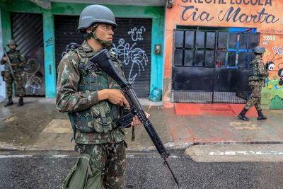 El estado brasileño Ceará registra 122 homicidios en cuatro días