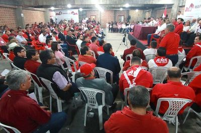 Presidentes de seccionales entregarán manifiesto a Cartes y a Abdo Benítez