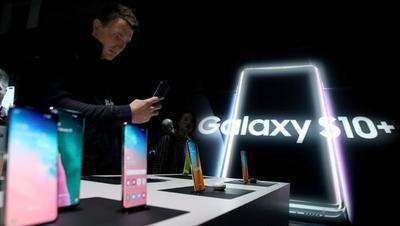 Las 6 características más destacadas del Samsung Galaxy S10