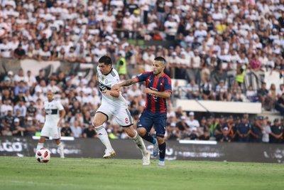 En el Superclásico, Olimpia y Cerro Porteño igualaron 1-1