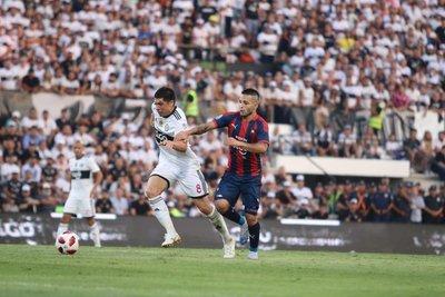 Olimpia y Cerro Porteño igualaron en vibrante superclásico