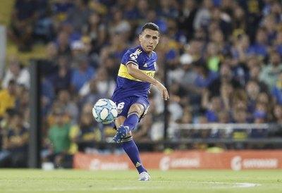 Boca Juniors goleó a Godoy Cruz y Junior Alonso fue figura