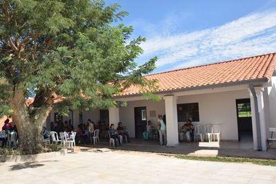 Alumnos estrenan aulas nuevas en Bertoni