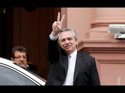 ALBERTO FERNÁNDEZ PRESENTA PROYECTO DE LEGALIZACIÓN DEL ABORTO EN ARGENTINA