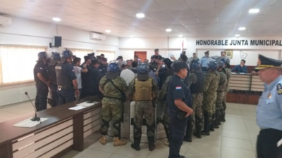 PJC: Junta Municipal elige a un nuevo presidente en medio de incidentes