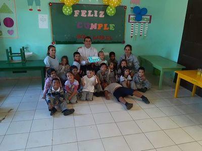 Monseñor denuncia falta de diligencias del MEC para habilitar jardín de infantes en el Chaco