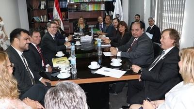 Fiscal General se reunió con Fiscales Adjuntos del país