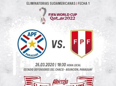 APF abre proceso de acreditación para juego ante Perú