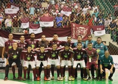 Definido el fixture del Campeonato Nacional de Fútbol de Salón