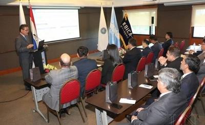 """HOY / Dinac y Koica firman convenio de cooperación de """"Fortalecimiento de Capacitación Civil en Paraguay"""""""