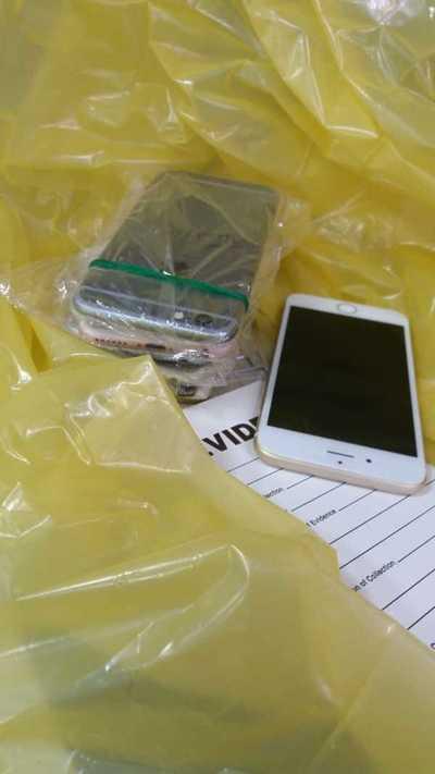 CDE: Decomisan celulares presuntamente falsificados durante sucesivos allanamientos
