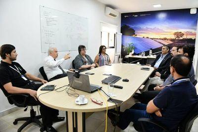 Tesãi e Itaipú se unen para optimizar los servicios hospitalarios