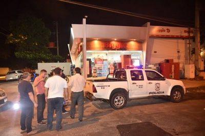 Desconocido se lleva G. 10 millones de un minimercado en Asunción
