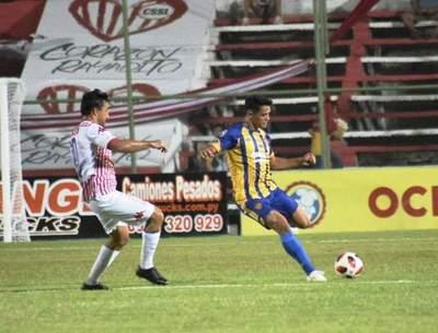 Luqueño trajo 1 punto de San Lorenzo •