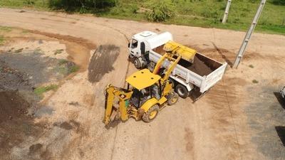 Iniciaron trabajos de reconstrucción de tramo Concepción-Pozo Colorado