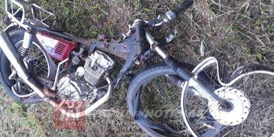 FALLECE CONDUCTOR DE MOTOCICLETA TRAS ACCIDENTE EN PIRAPÓ.