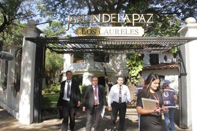 SET interviene Jardín de la Paz por irregularidades