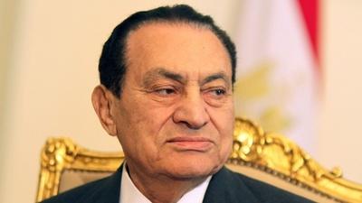 Murió el ex presidente de Egipto Hosni Mubarak a los 91 años