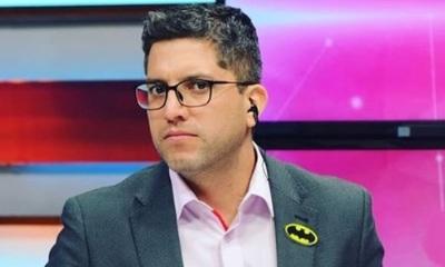 Arturo Villasanti aislado por corona virus