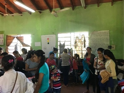 Piden donaciones para feria en beneficio de escuelas de San Pedro
