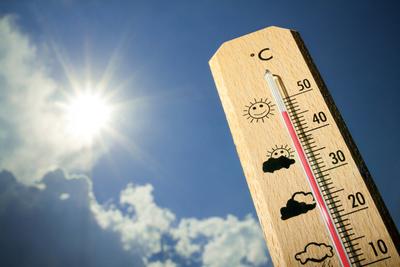 Calor extremo: máxima podría superar los 40 °C