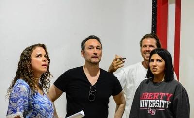 "HOY / Arranca rodaje de la película paraguaya ""La lista"""