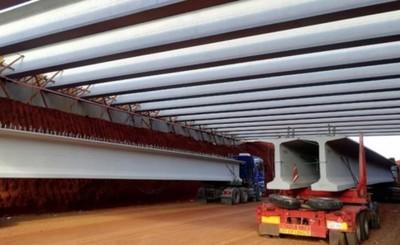 Multiviaducto: Concluye montaje de vigas del Puente Oeste