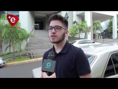 ENCARNACENO GANÓ BECA PARA ESTUDIAR EN LA UNIVERSIDAD POLITÉCNICA  DE TAIWÁN