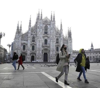 Concepcionera en Italia: «tenemos mucho miedo, no salimos a la calle»