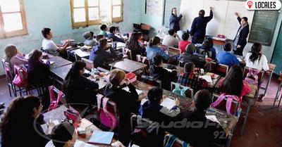 En Itapúa el 98% de las instituciones inició las clases