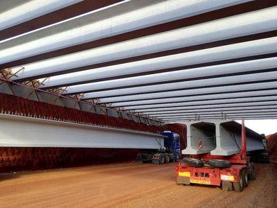 Concluye montaje de vigas del Multiviaducto en CDE