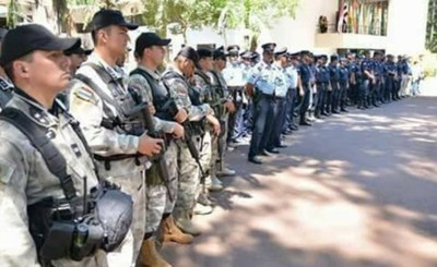 Policía altoparanaense amplia operativo preventivo en todo departamento