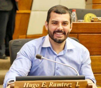 Hugo Ramírez dispuesto a declinar su precandidatura a la intendencia de Asunción si hay consenso