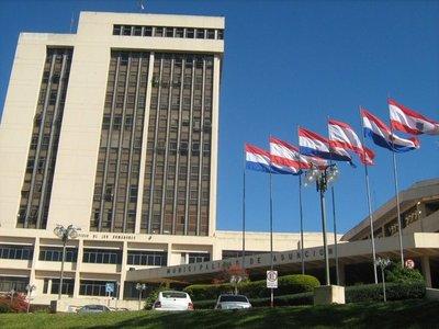 Fiscalía realiza procedimiento técnico en la Municipalidad de Asunción