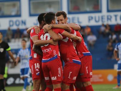 Mirá el golazo de Danilo Santacruz, el mejor de la sexta fecha del Apertura