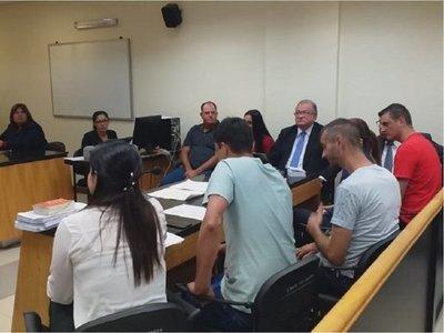 Caaguazú: Comienza juicio del caso Dresch en medio de incidentes jurídicos