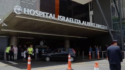 HOY / Brasil en alerta por primer caso de coronavirus: esperan segundo análisis para confirmación
