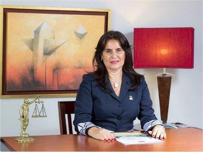 Fiscala Victoria Acuña Ricardo fue absuelta por el JEM en juicio
