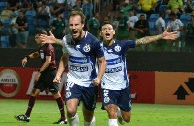 Sol de América gana al Goiás y avanza en Copa Sudamericana