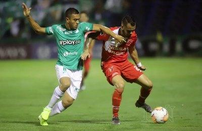 River quedó 'sin combustible' en la Sudamericana
